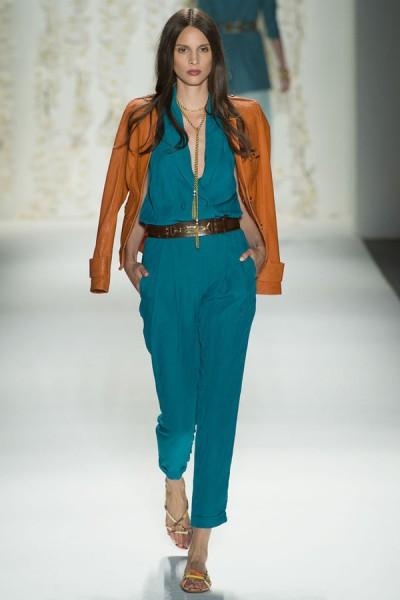 Rachel-Zoe-Spring-2013-Utilitarian-Turquoise-Jumpsuit-400x600